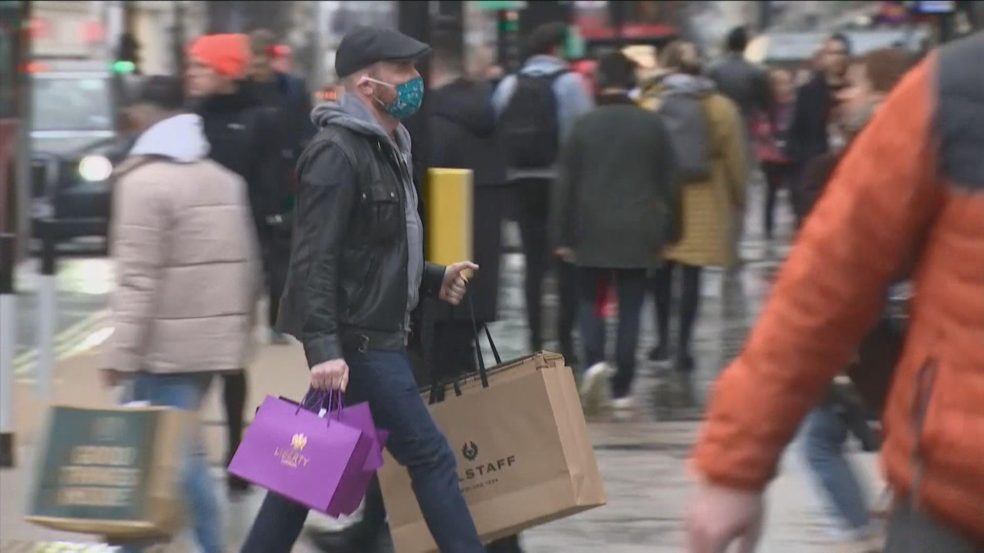英國新冠疫情反彈要收緊防疫措施