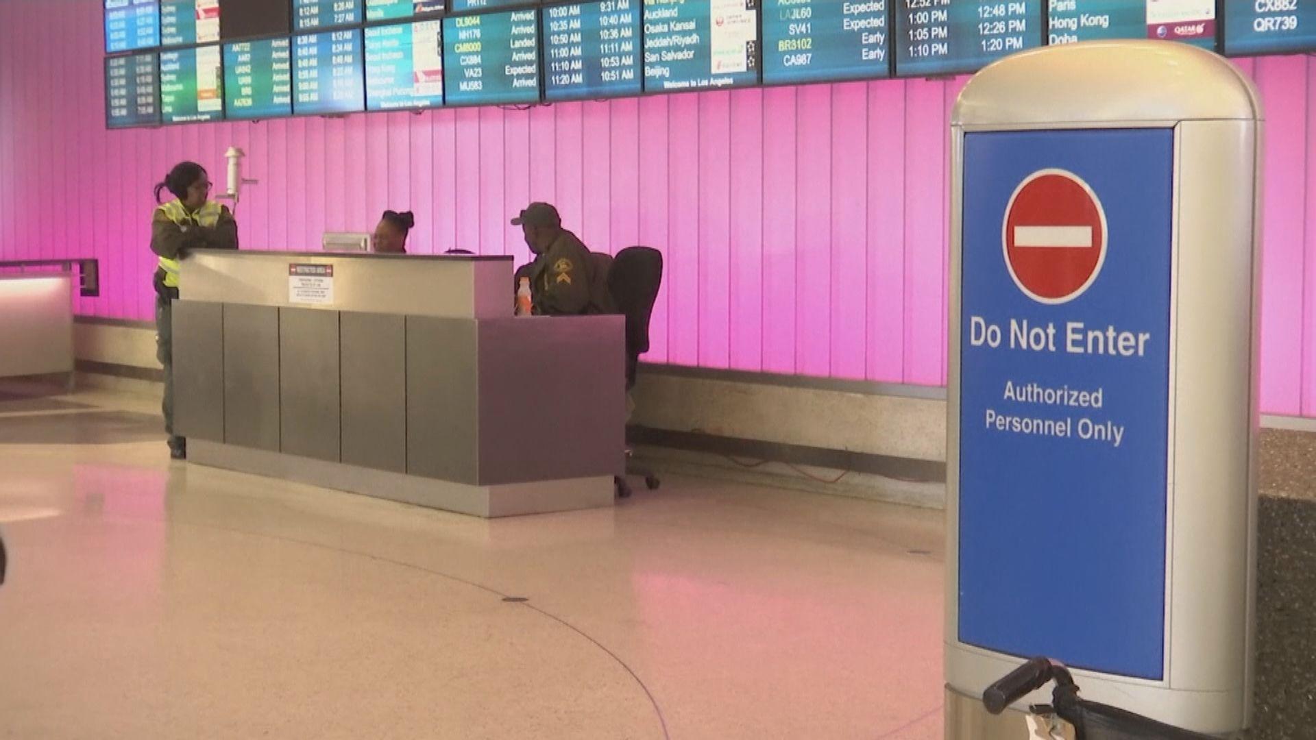 美國要求來自英國旅客持陰性檢測證明