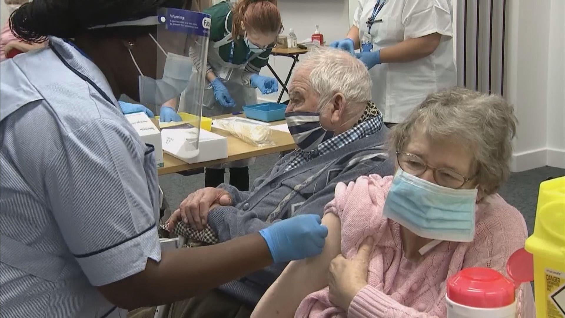 英國發現逾七十宗南非變種病毒確診個案