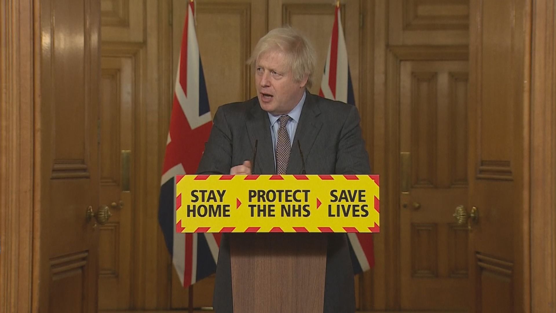 英揆稱正考慮放寬防疫措施 英格蘭學校有望下月重開
