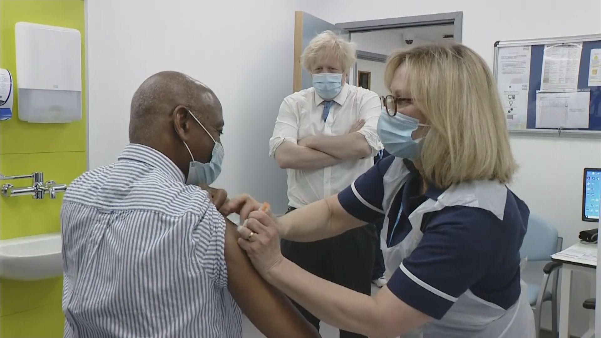 英國過去24小時新增確診病例少於一萬宗