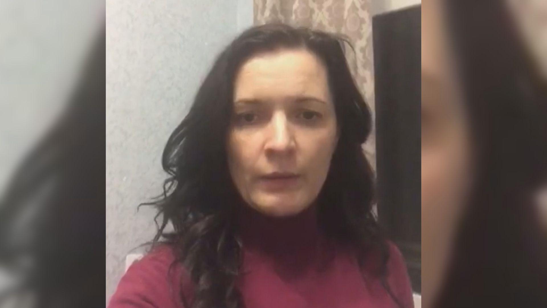 烏克蘭衛生部長一同入住隔離療養院