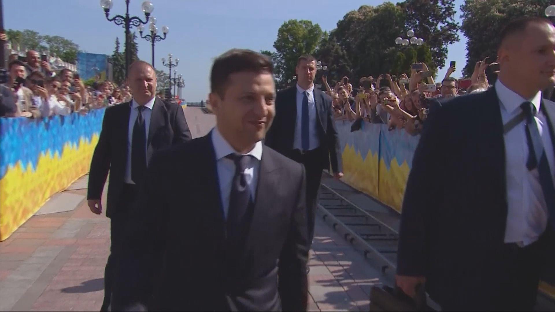 烏克蘭總統澤連斯基確診感染新冠病毒