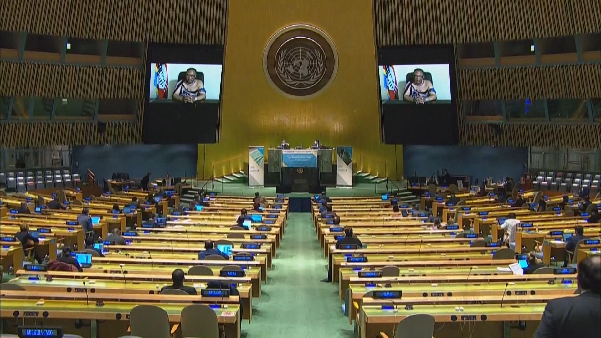 聯合國秘書長批部分國家疫情爆發初期無視或拒絕世衛建議