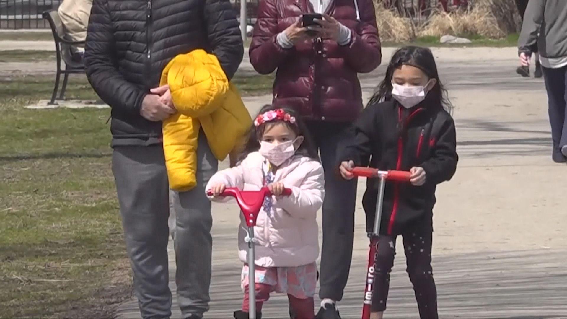 紐約州三童死於疑由新冠病毒引起併發症