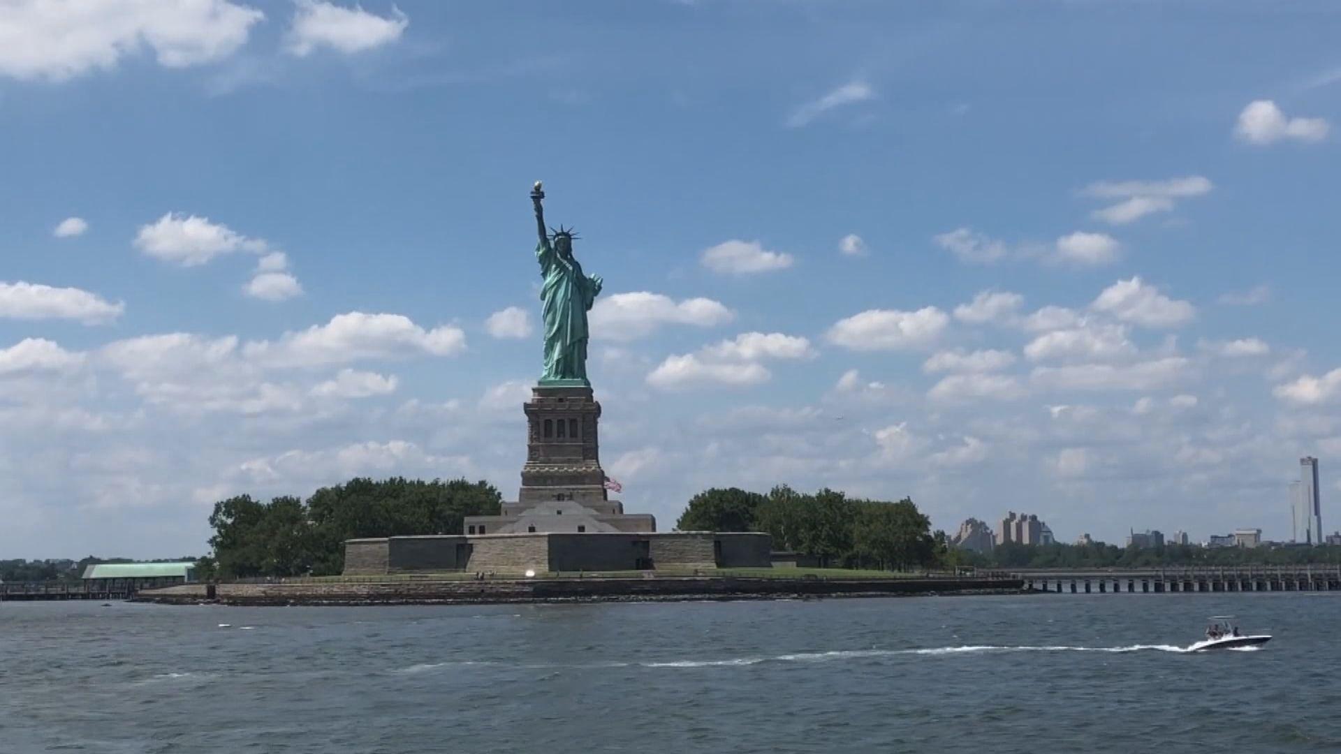 紐約市周一第四階段重啟 民眾可進行低風險室外娛樂活動