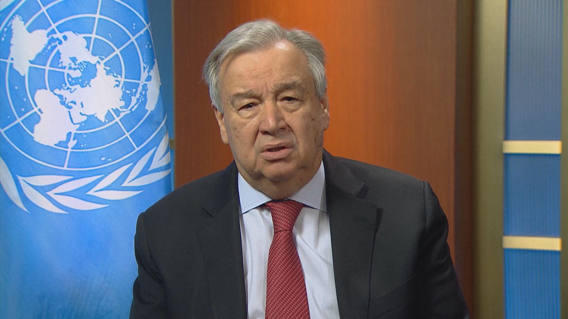美國暫停資助世衛 聯合國:非適當時機