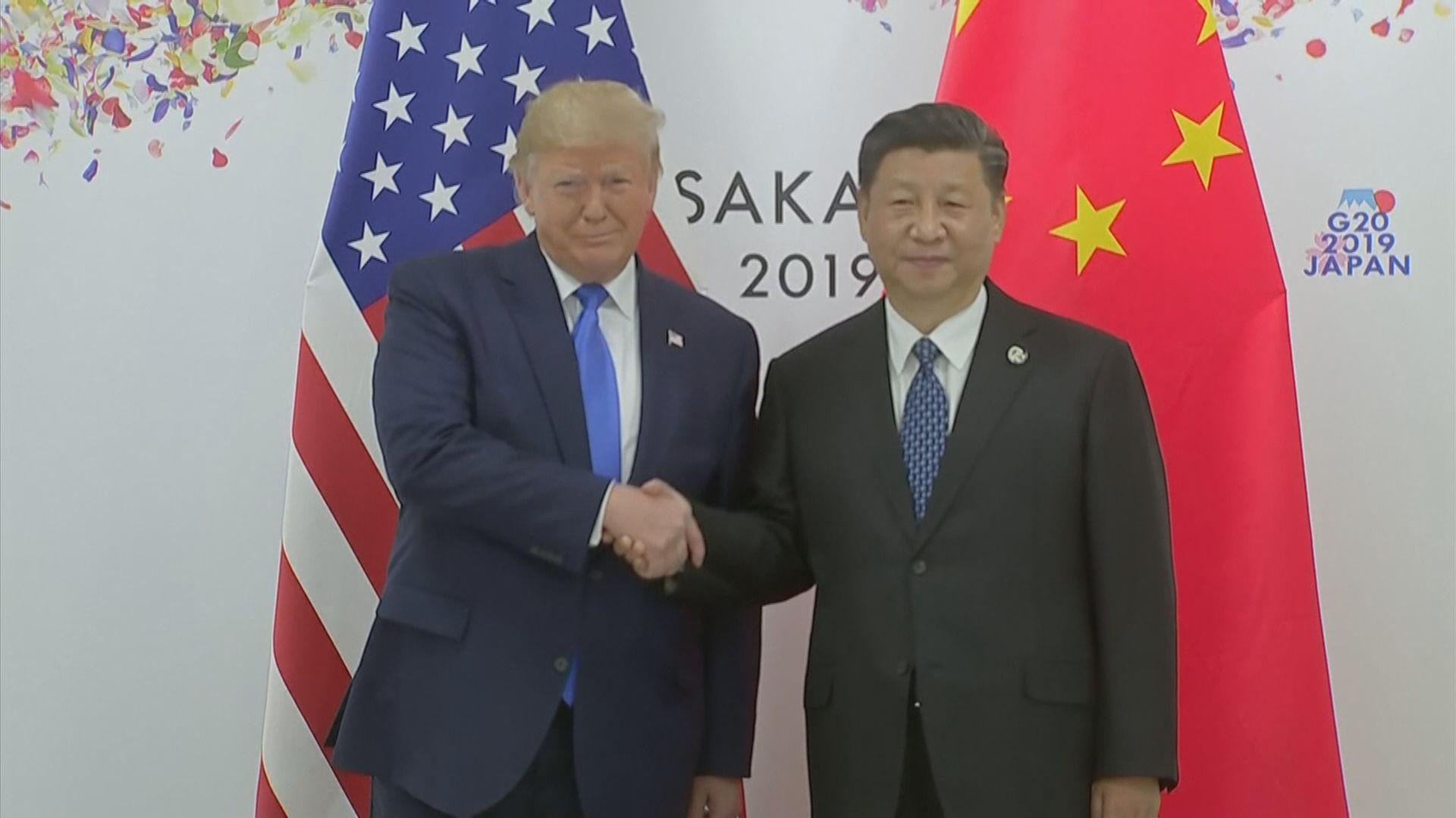 特朗普:中國或要為疫情承擔後果