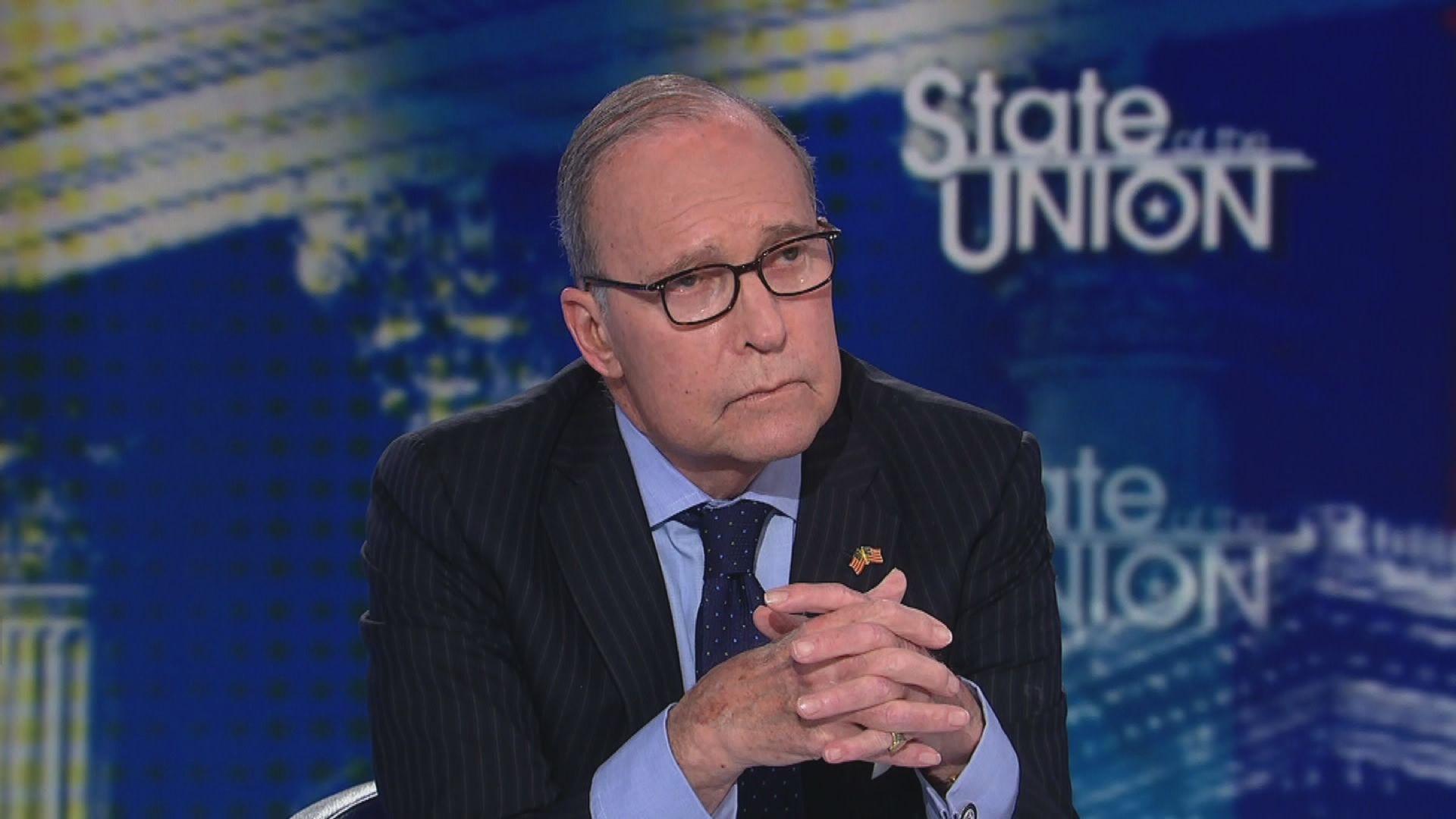 白宮經濟顧問:疫情於美國受控 美國經濟保持強勁