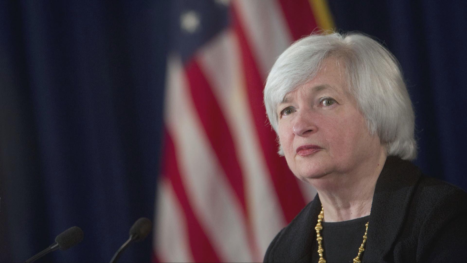 耶倫:疫情將拖累美國第2季經濟萎縮至少30%