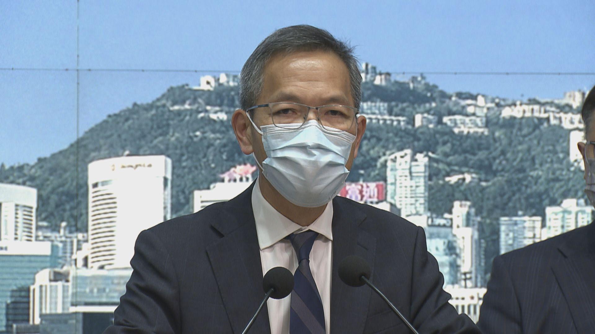 劉澤星:顧問委員會以科學眼光批疫苗應否在港緊急使用