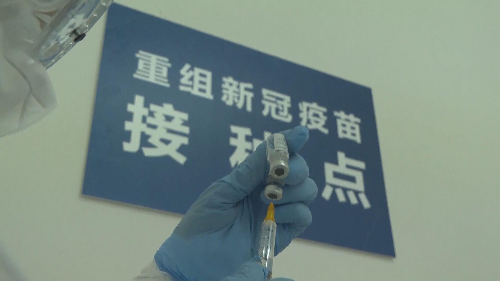 世衛或參與評核中國研製新冠疫苗