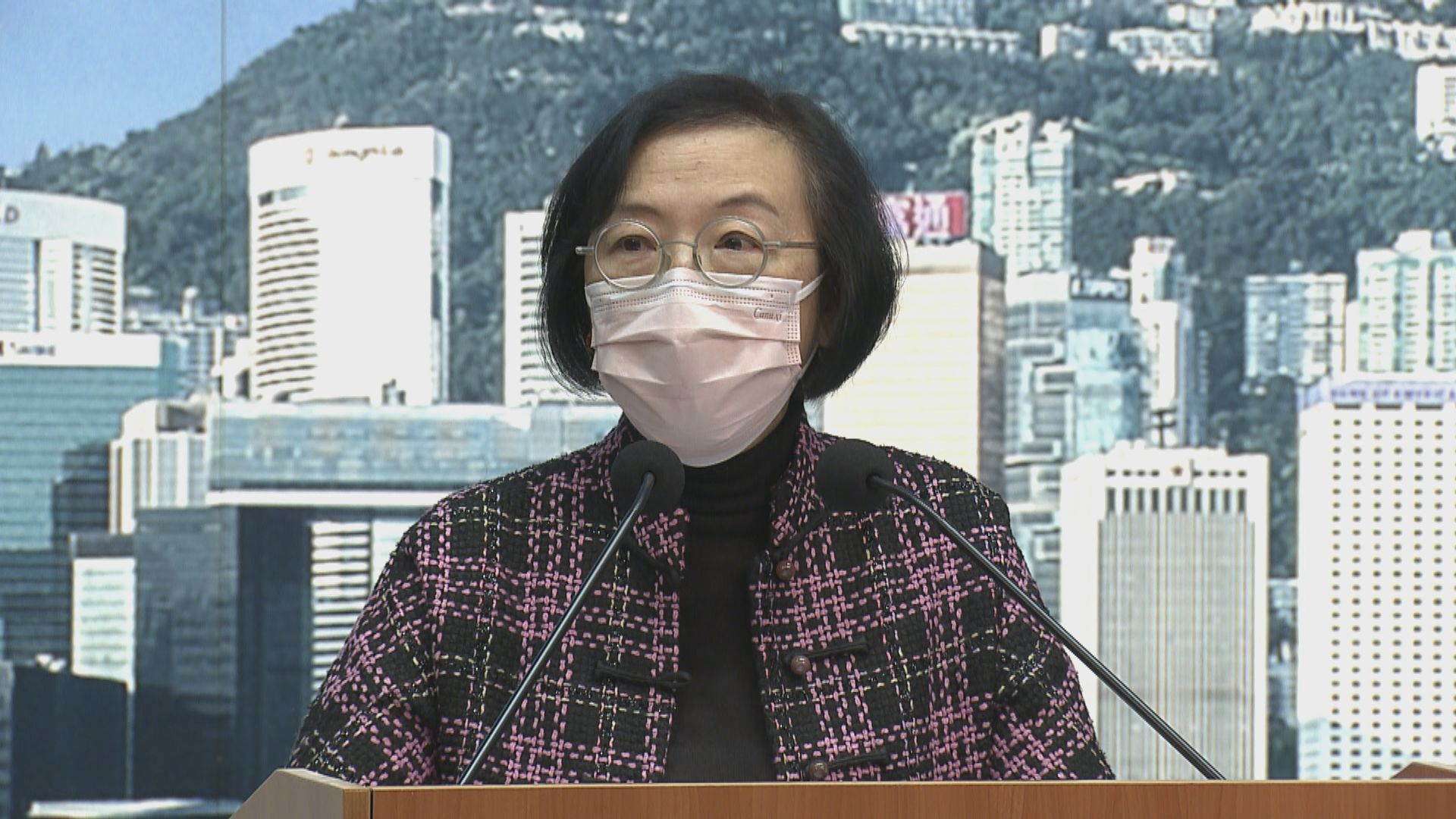 陳肇始:科興已向疫苗顧問專家委員會提交補充資料