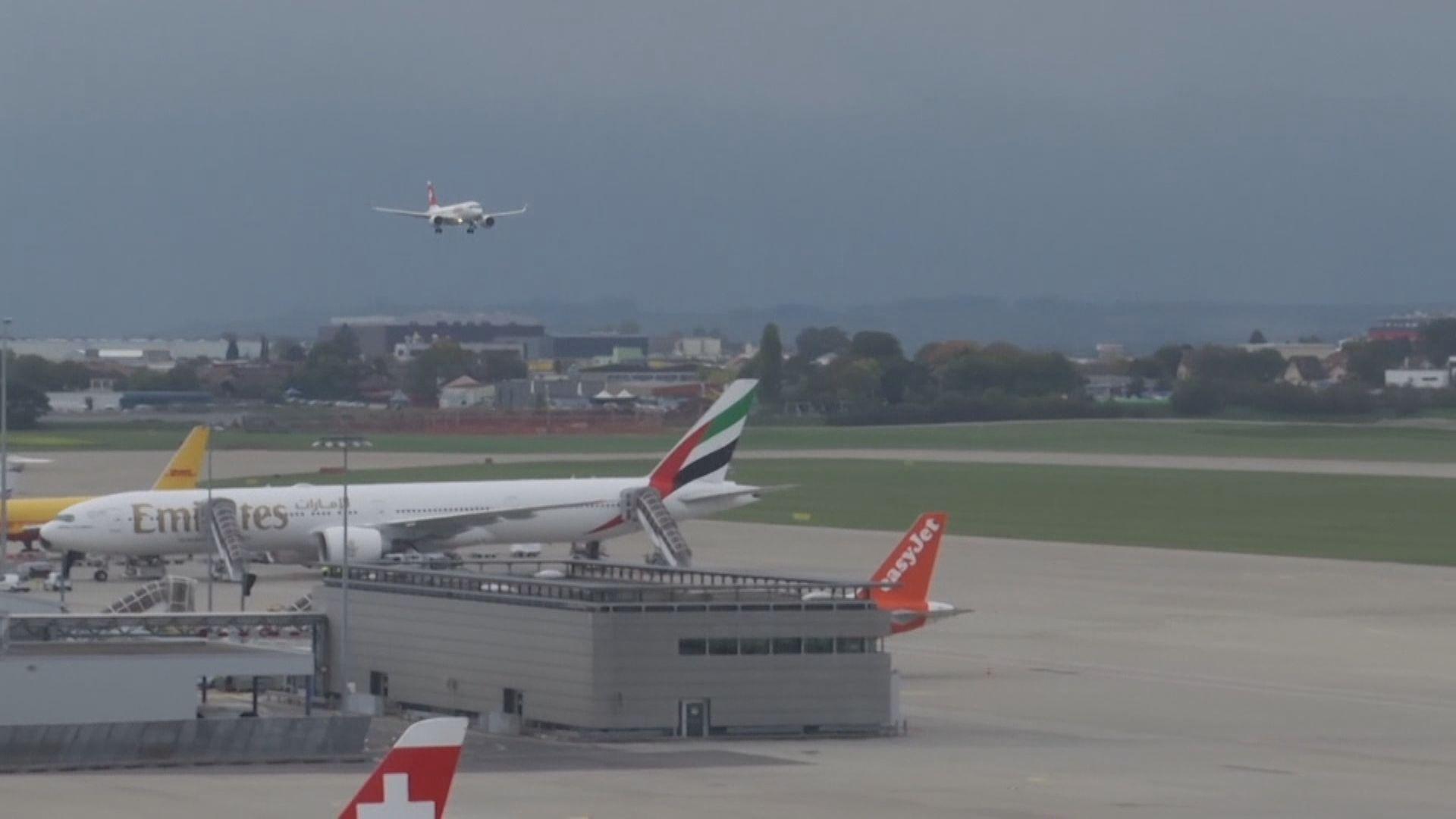 據報數百名英國遊客拒絕隔離要求 漏夜逃離瑞士
