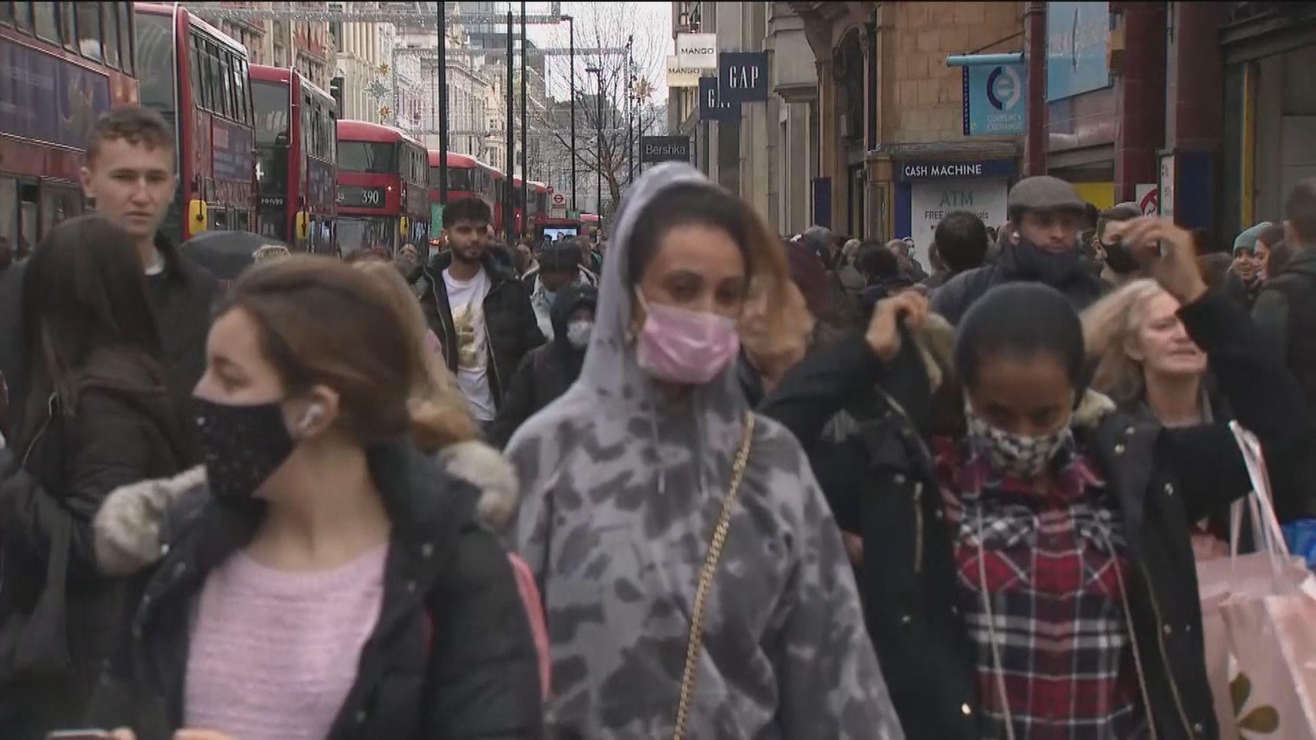 英國擬將印度變種病毒列入關注名單