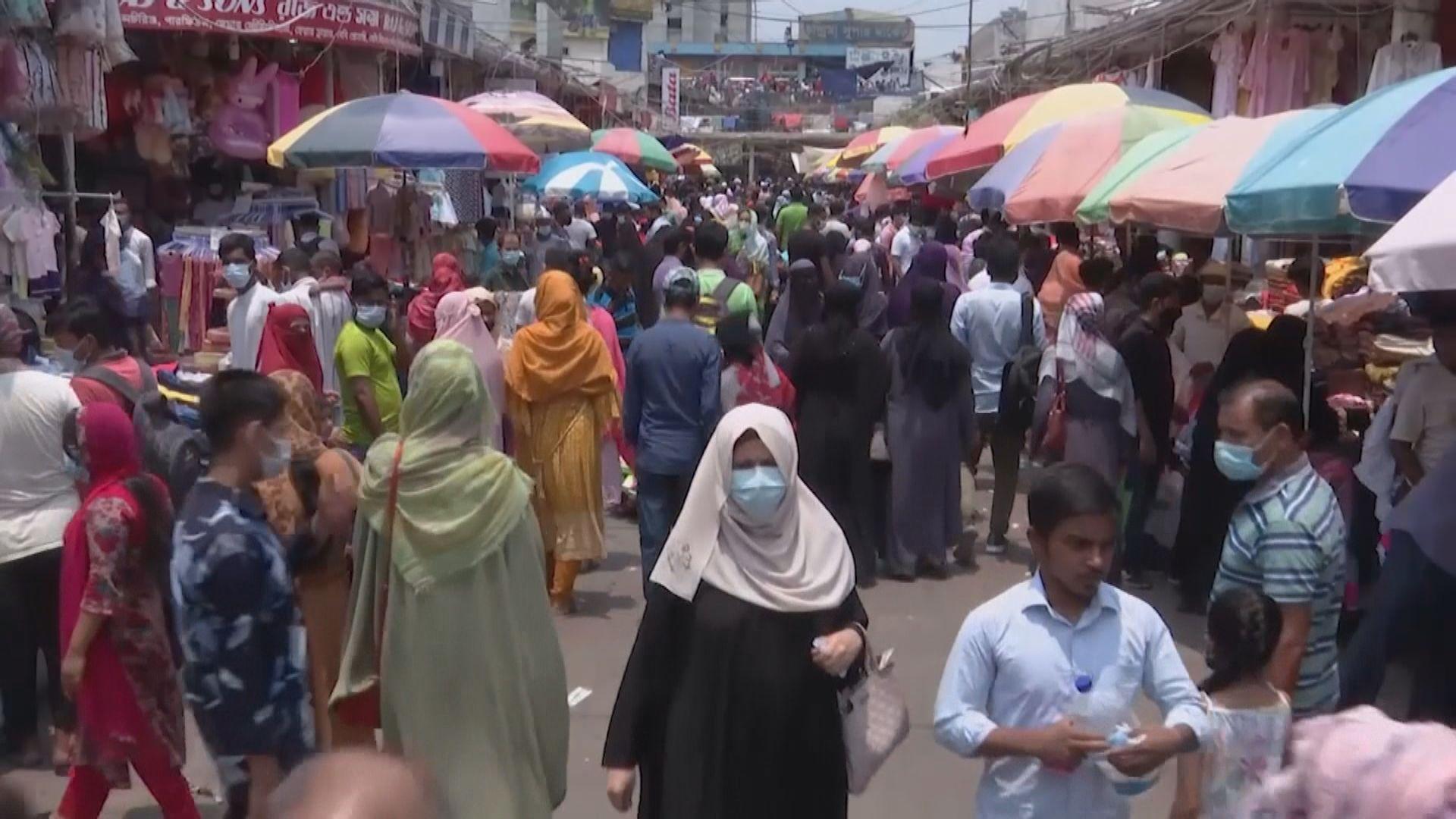孟加拉及南非錄印度變種病毒確診