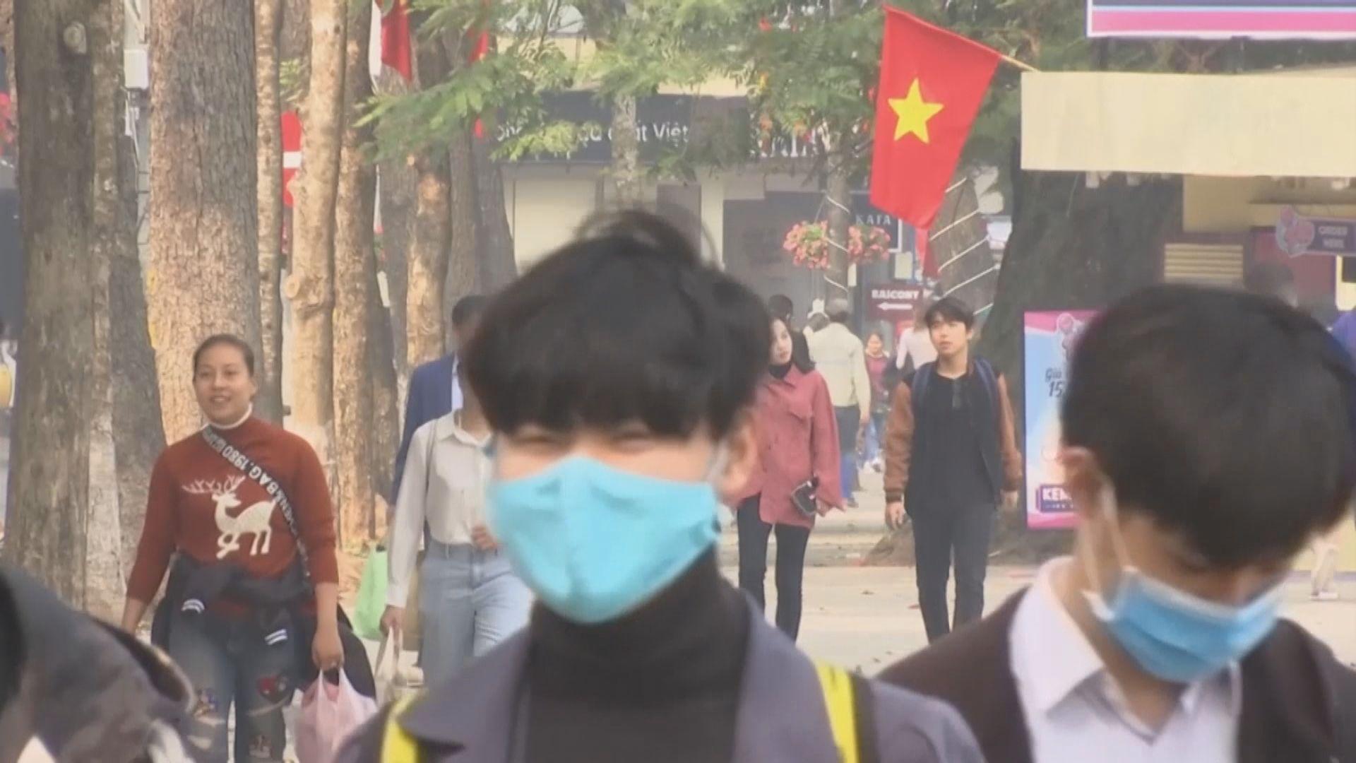世衛指越南發現的新冠病毒株非新變種