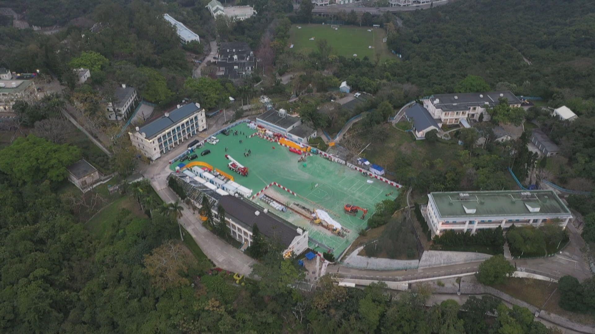 消息:鯉魚門渡假村作社區隔離設施