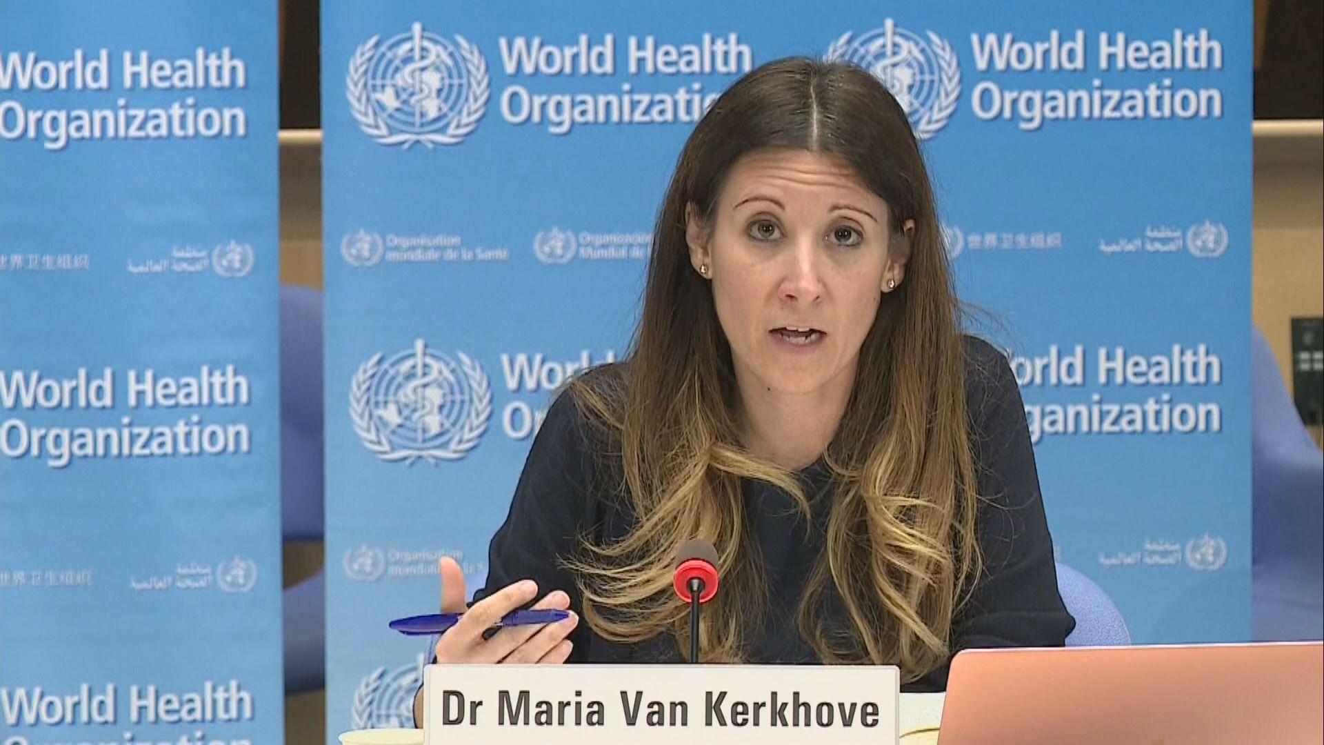 世衛:中國修訂武漢病例及死亡數字是查明疫情做法
