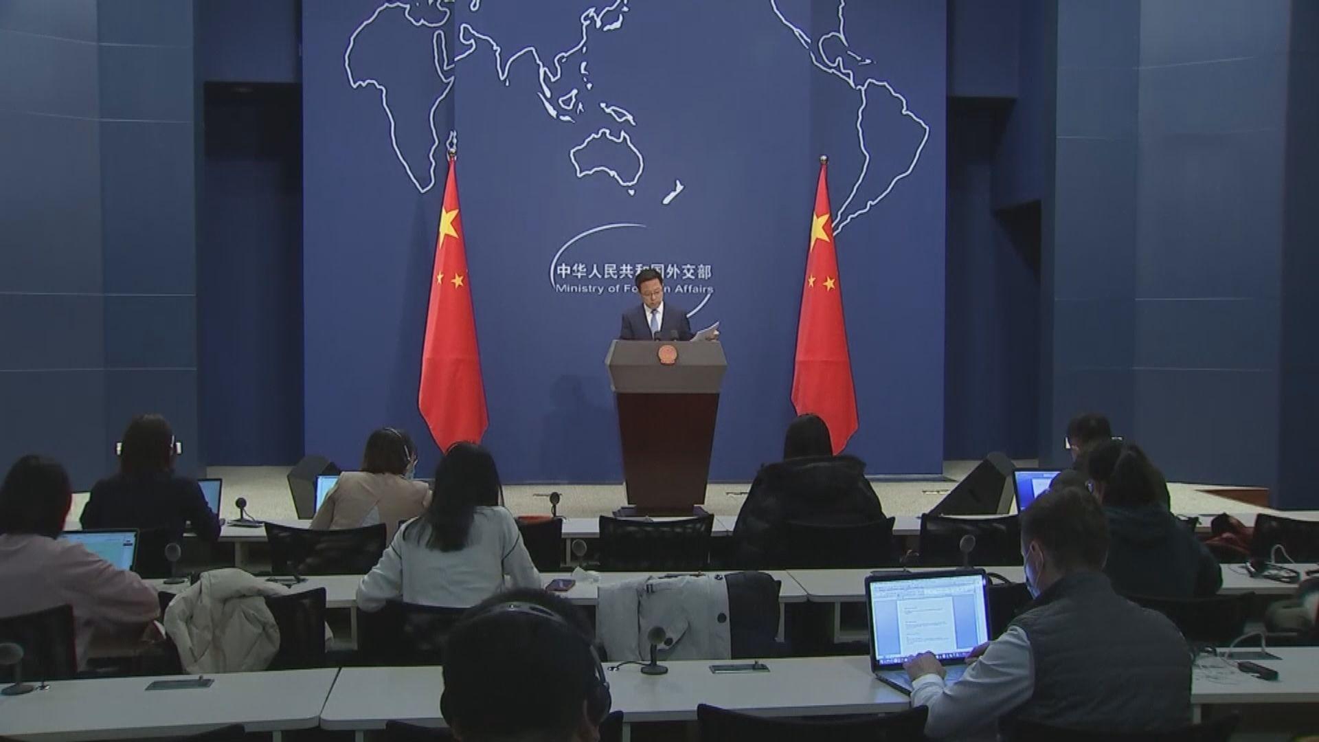 外交部:中方與世衛加強合作 積極參與追溯病源頭