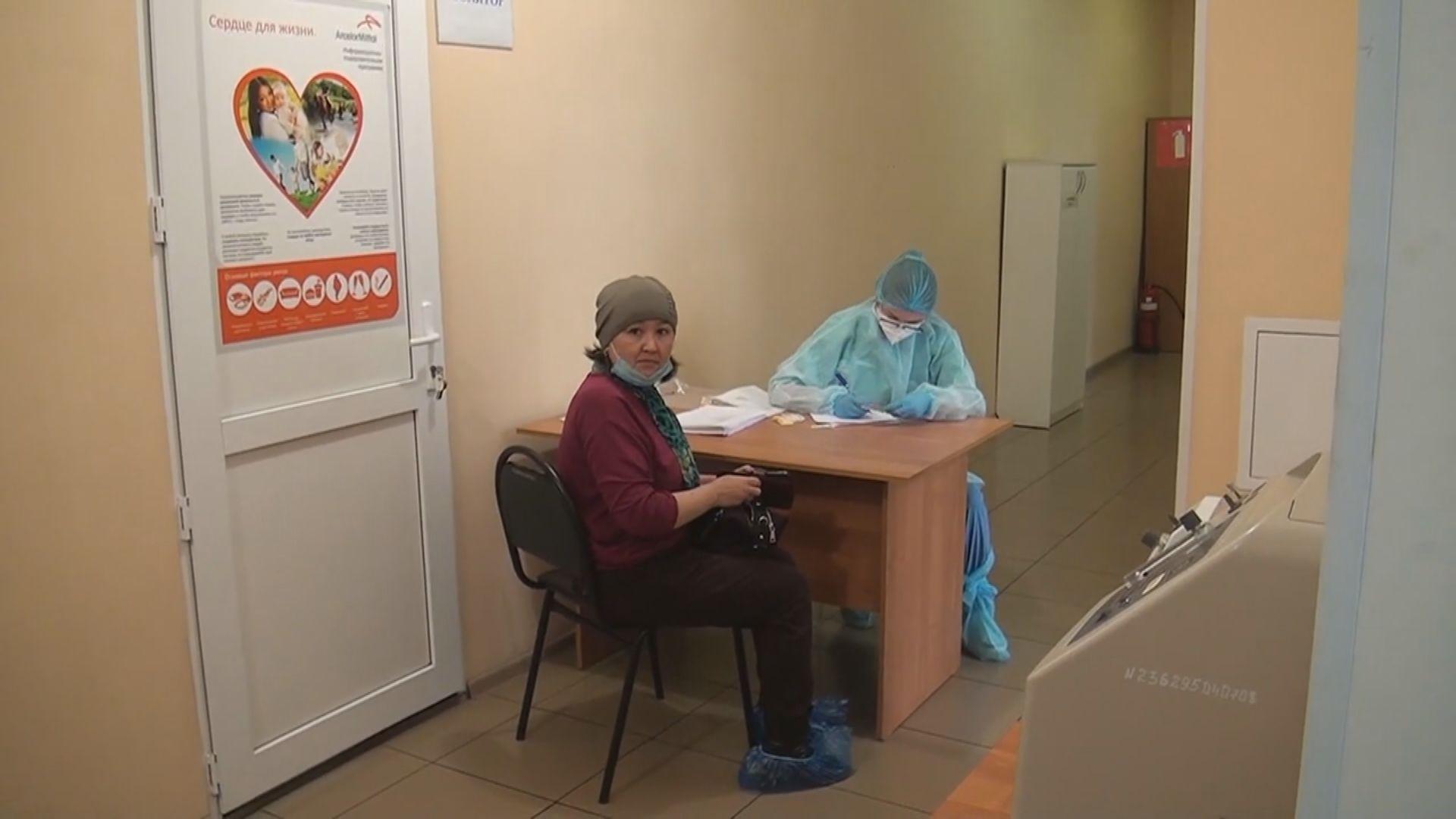 世衛推測哈薩克不明肺炎個案大機會為新冠病毒