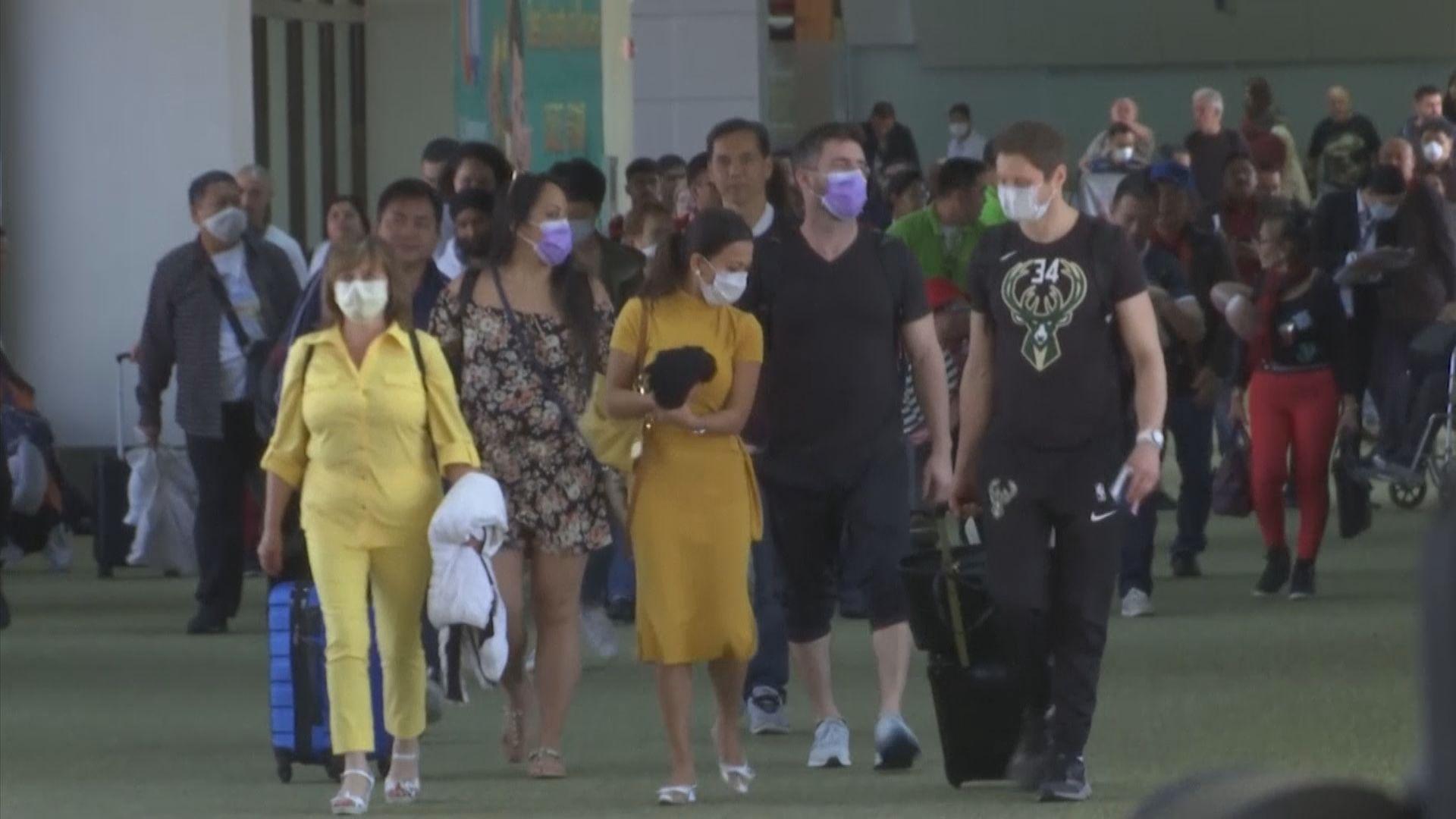 菲律賓禁航班來港 大批菲傭滯留當地