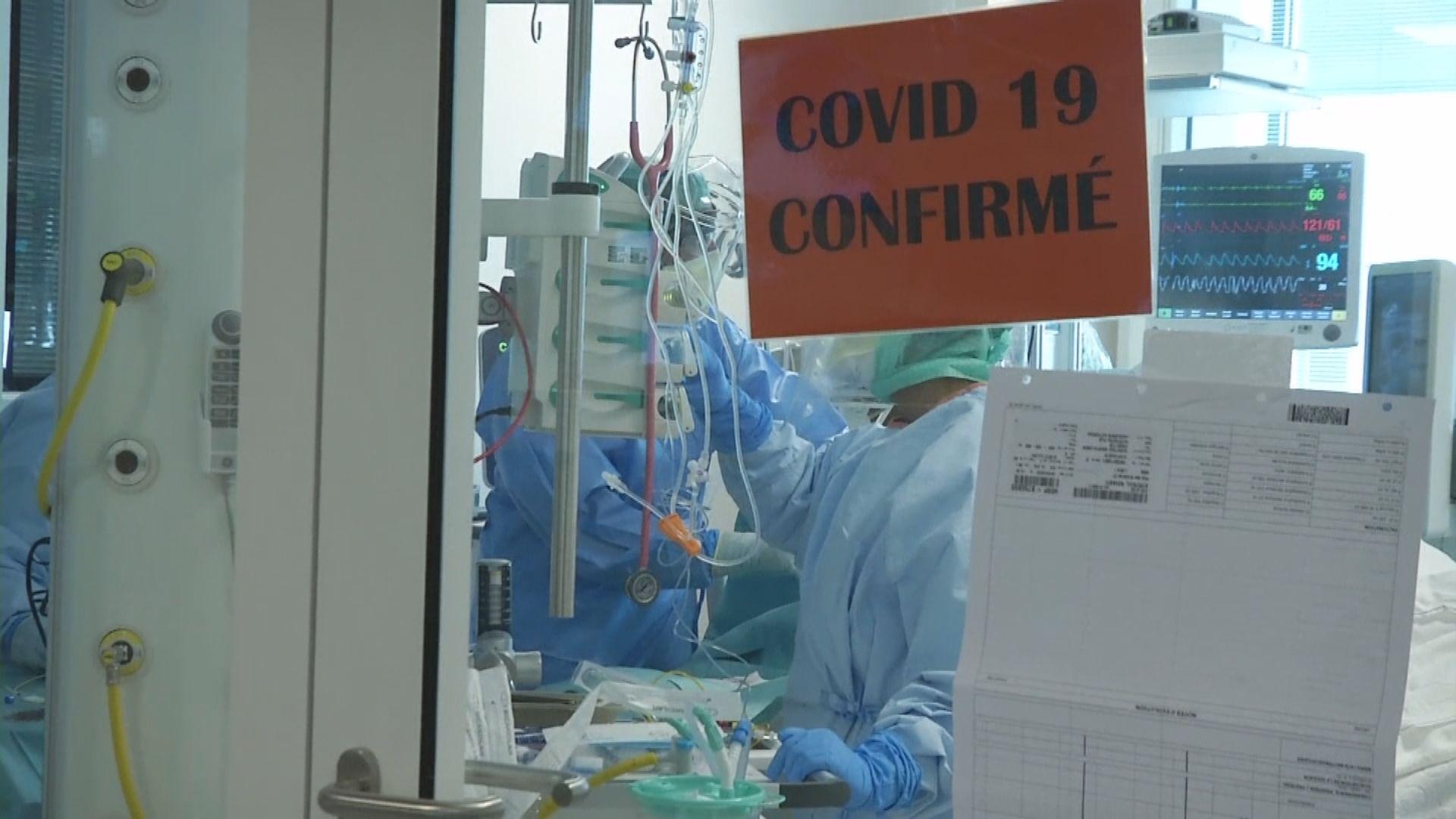 全球逾二萬二千名醫護染病