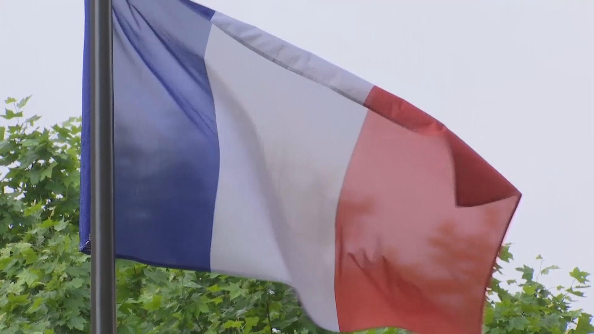 法國第四及第五宗確診個案患者為父女關係