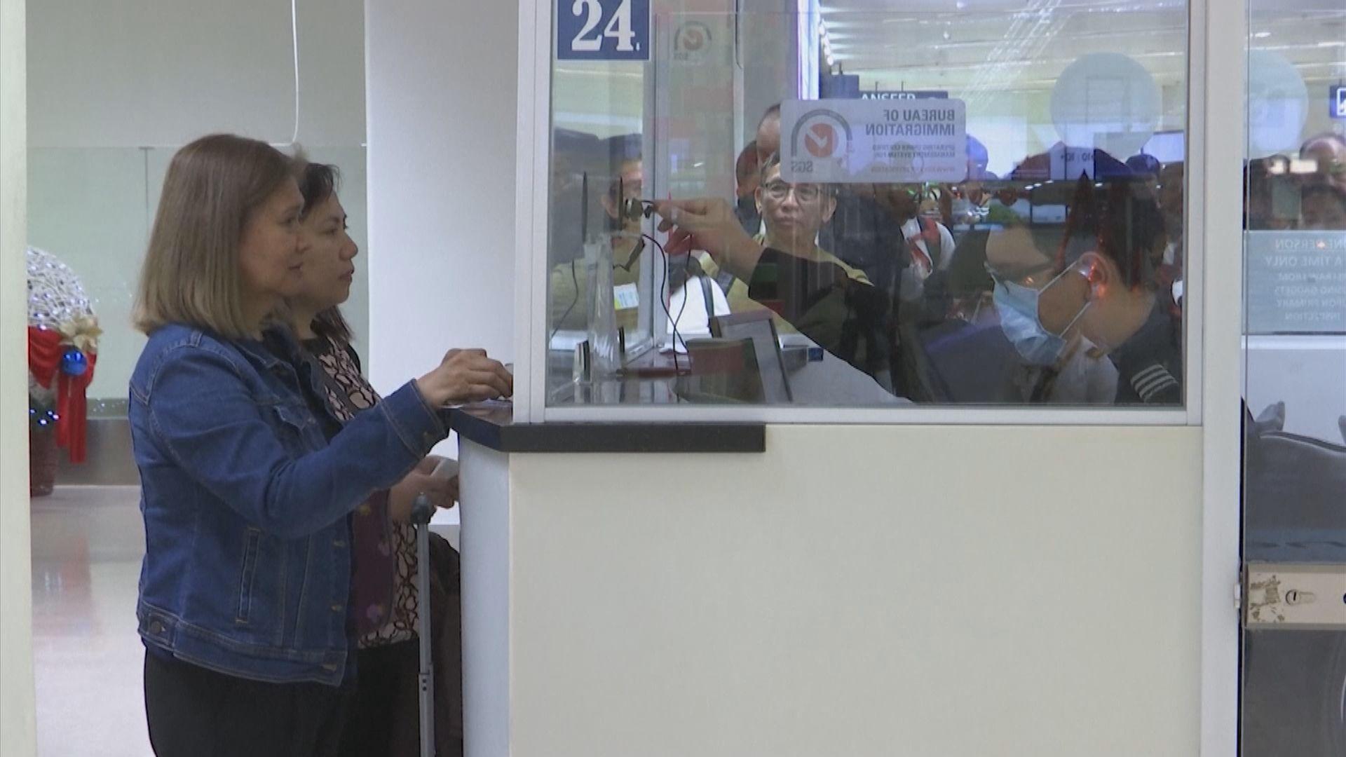 多國禁止曾到中國旅客入境或過境