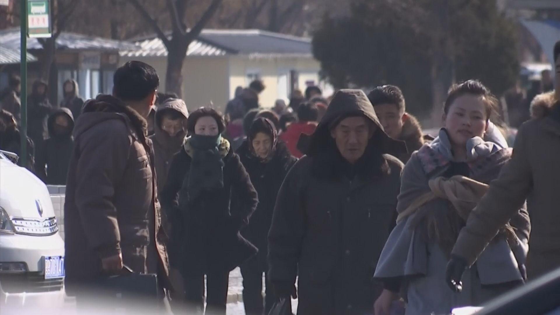 韓媒指北韓確診7宗個案 朝官媒否認