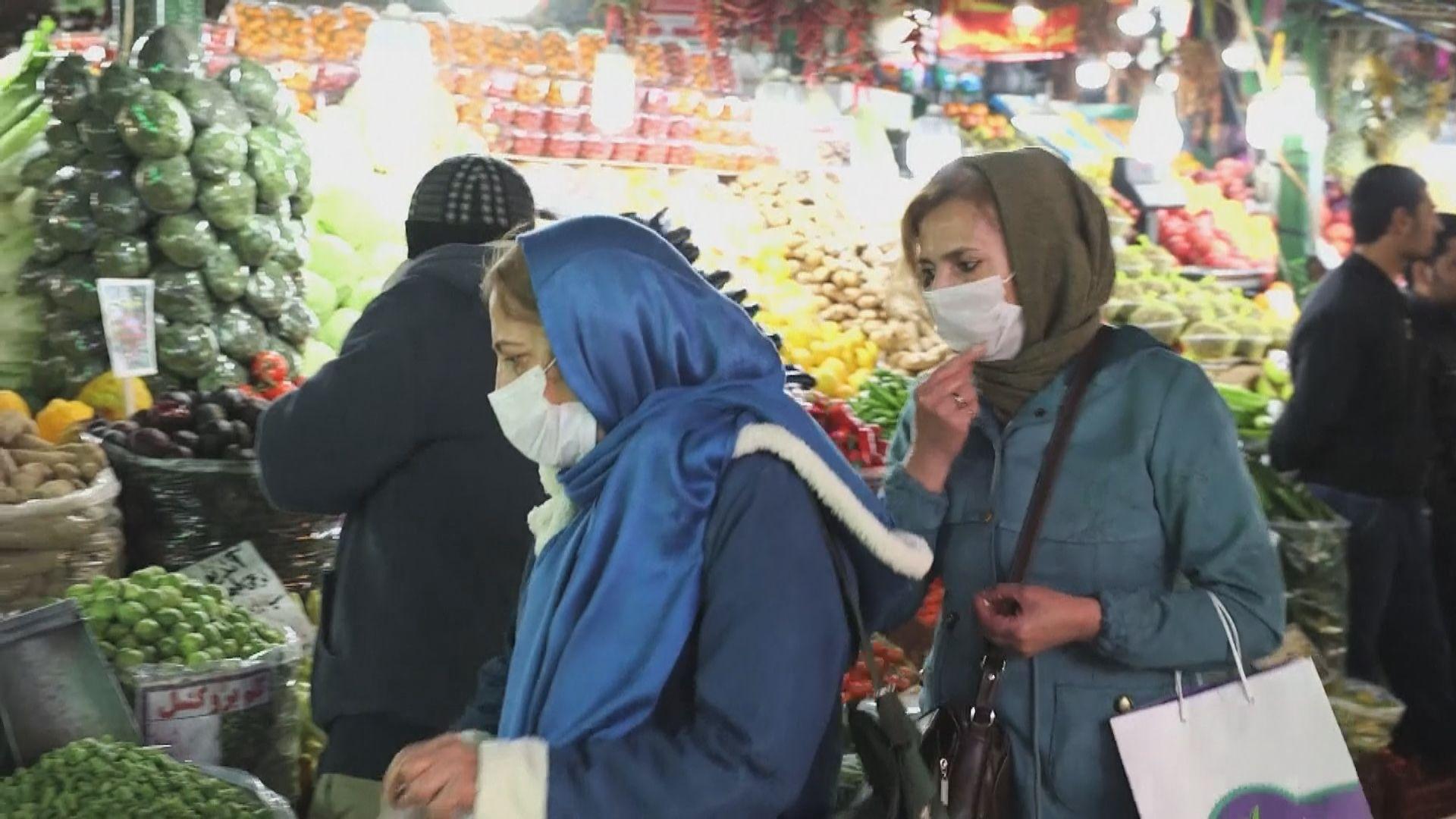 多個中東國家首次有確診病例 伊朗全國十省停課
