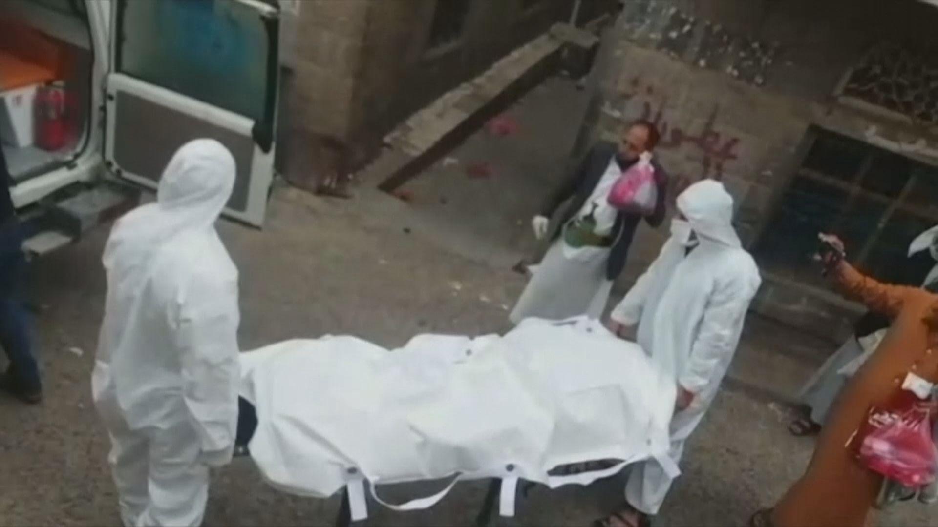 歐洲多國疫情緩和 惟非洲疫情加劇 逾二十萬宗確診