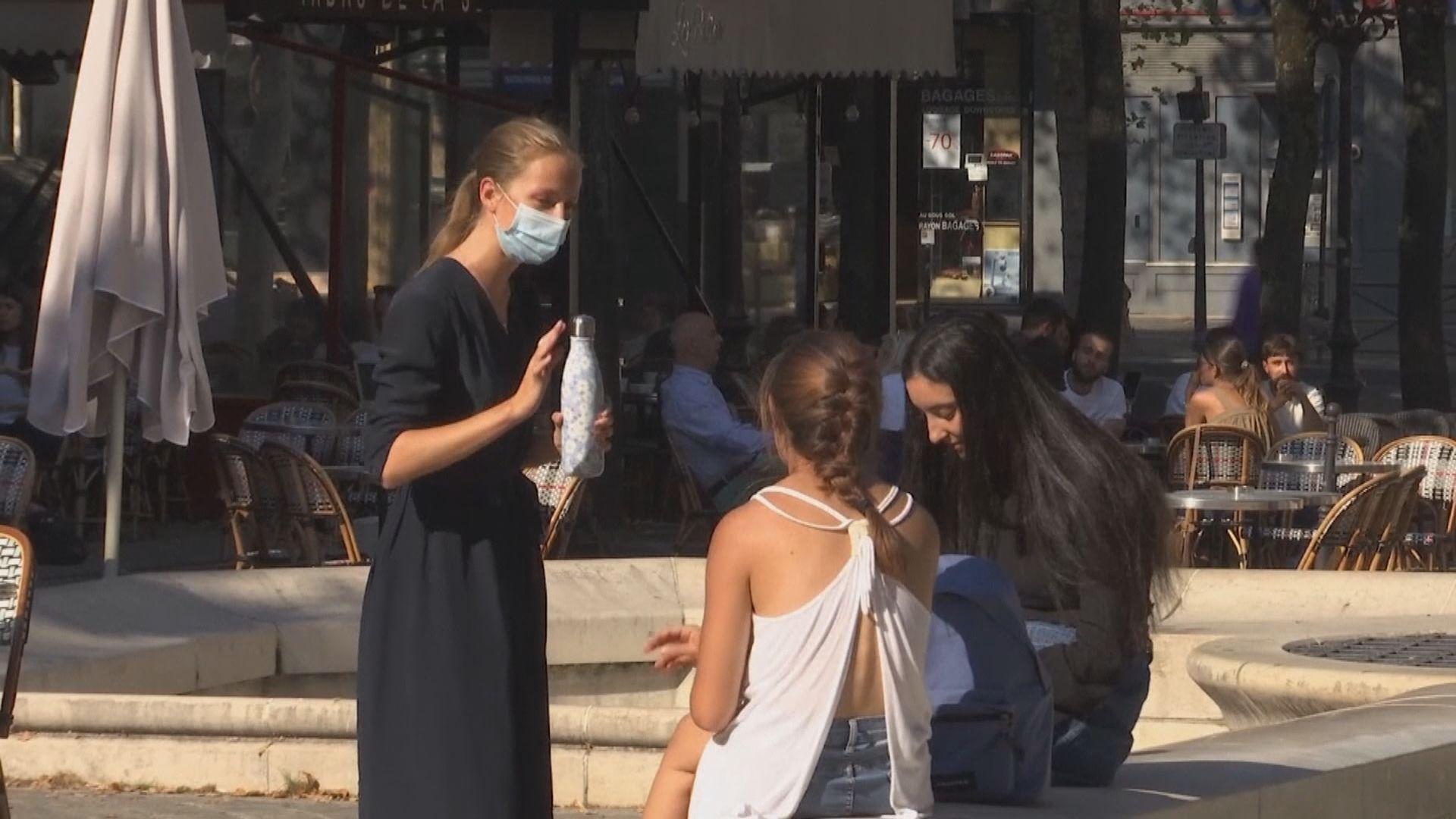 歐洲新冠疫情嚴峻 法國財長確診