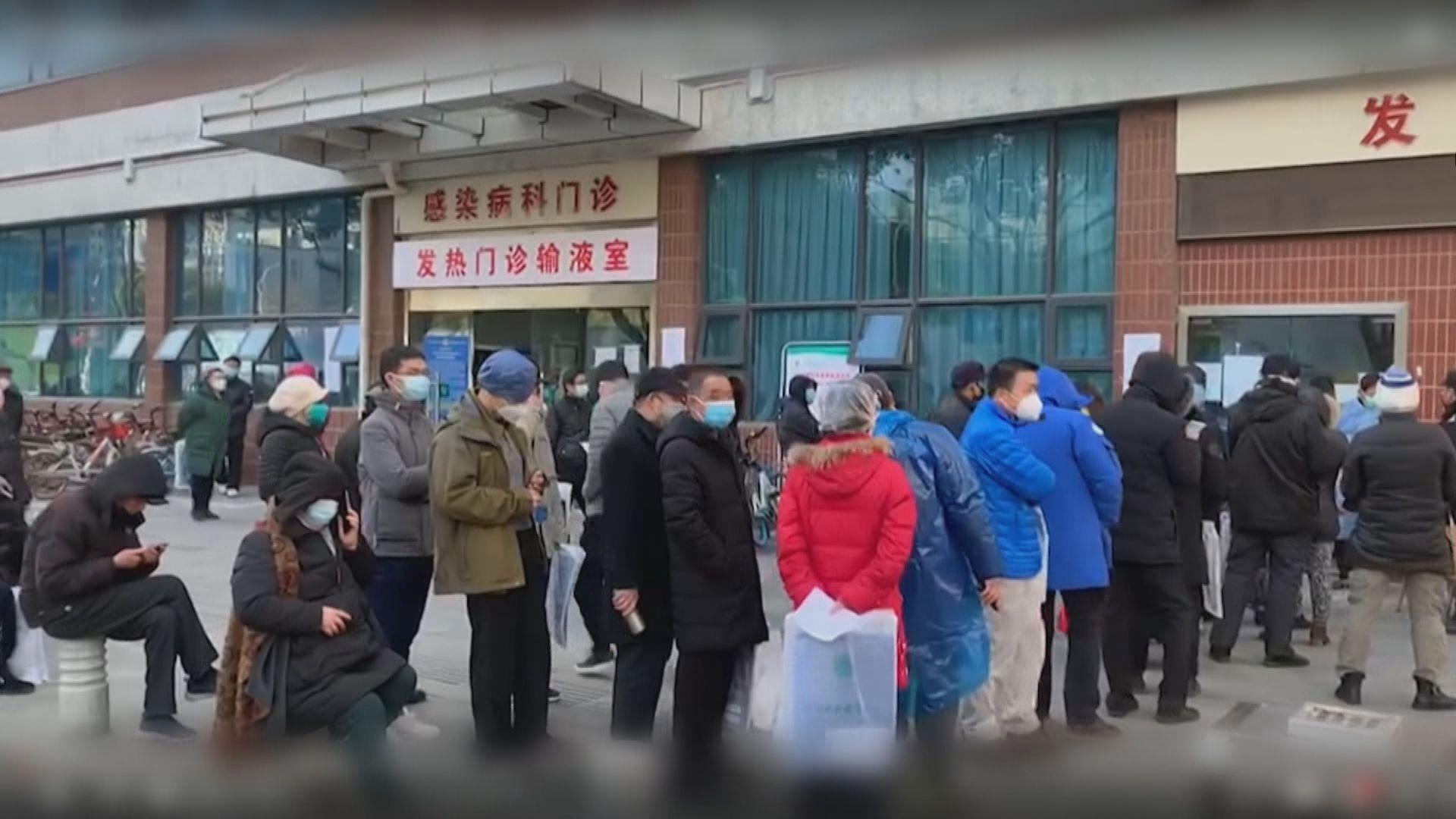湖北省每日確診個案逾千宗 民眾批政府隱瞞疫情