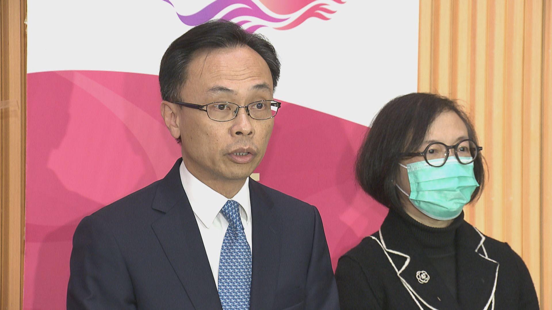政府宣布派包機分批接載滯留湖北港人回港