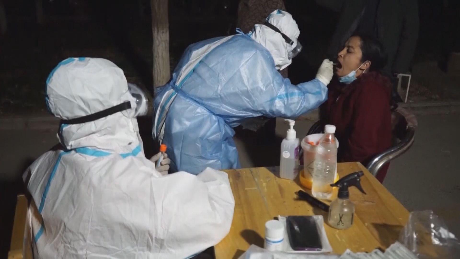 新疆爆集體感染新冠病毒 境外輸入可能性較大