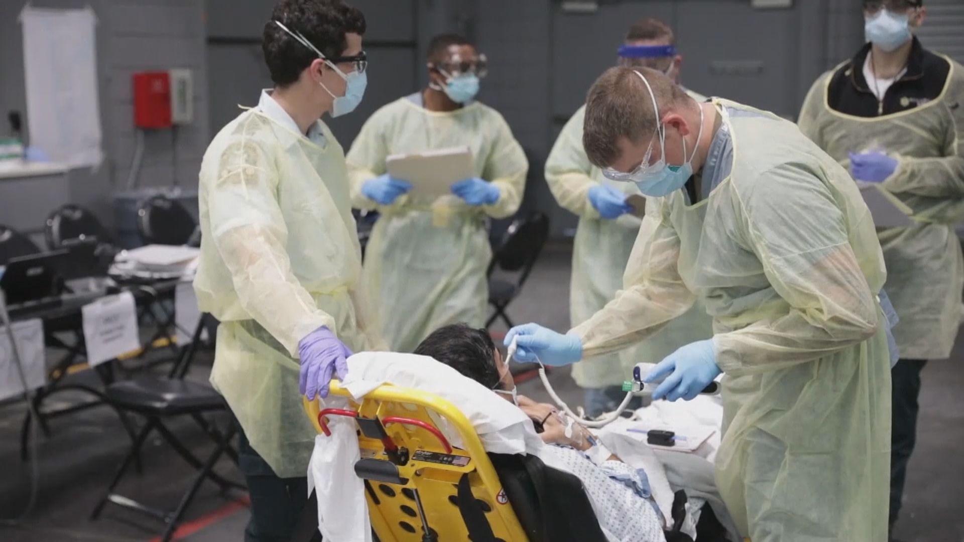 美國疫情繼續惡化 加州缺重症護士請求澳洲台灣協助