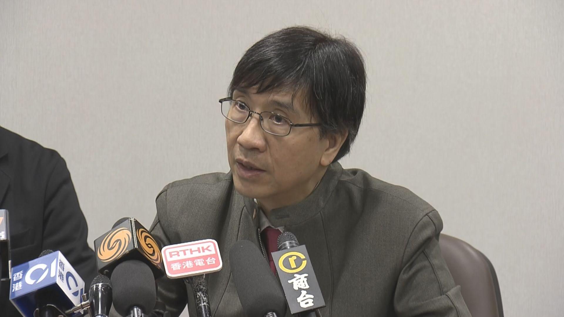 袁國勇︰未來數天是阻截病毒入香港最後機會