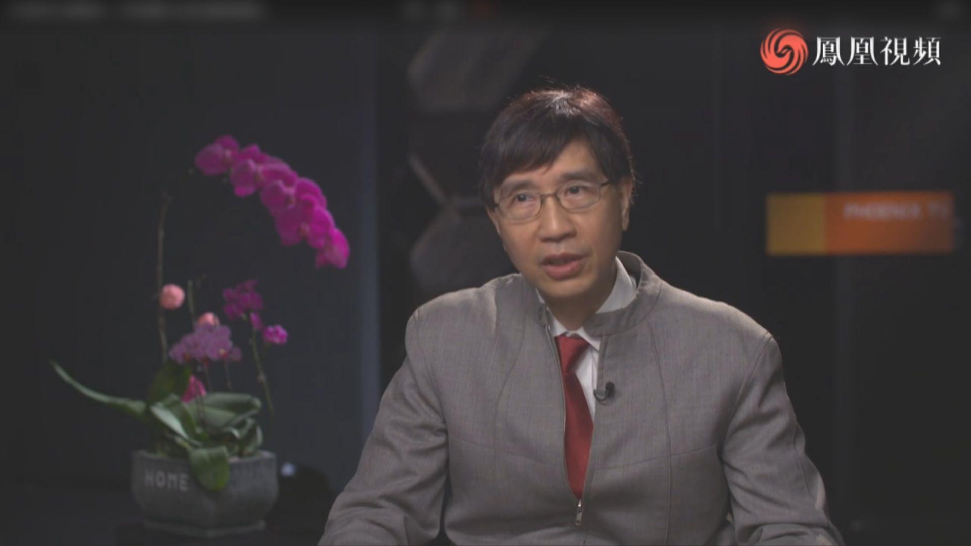 袁國勇:須做好社會感染控制 若社區大爆發將癱瘓醫療系統