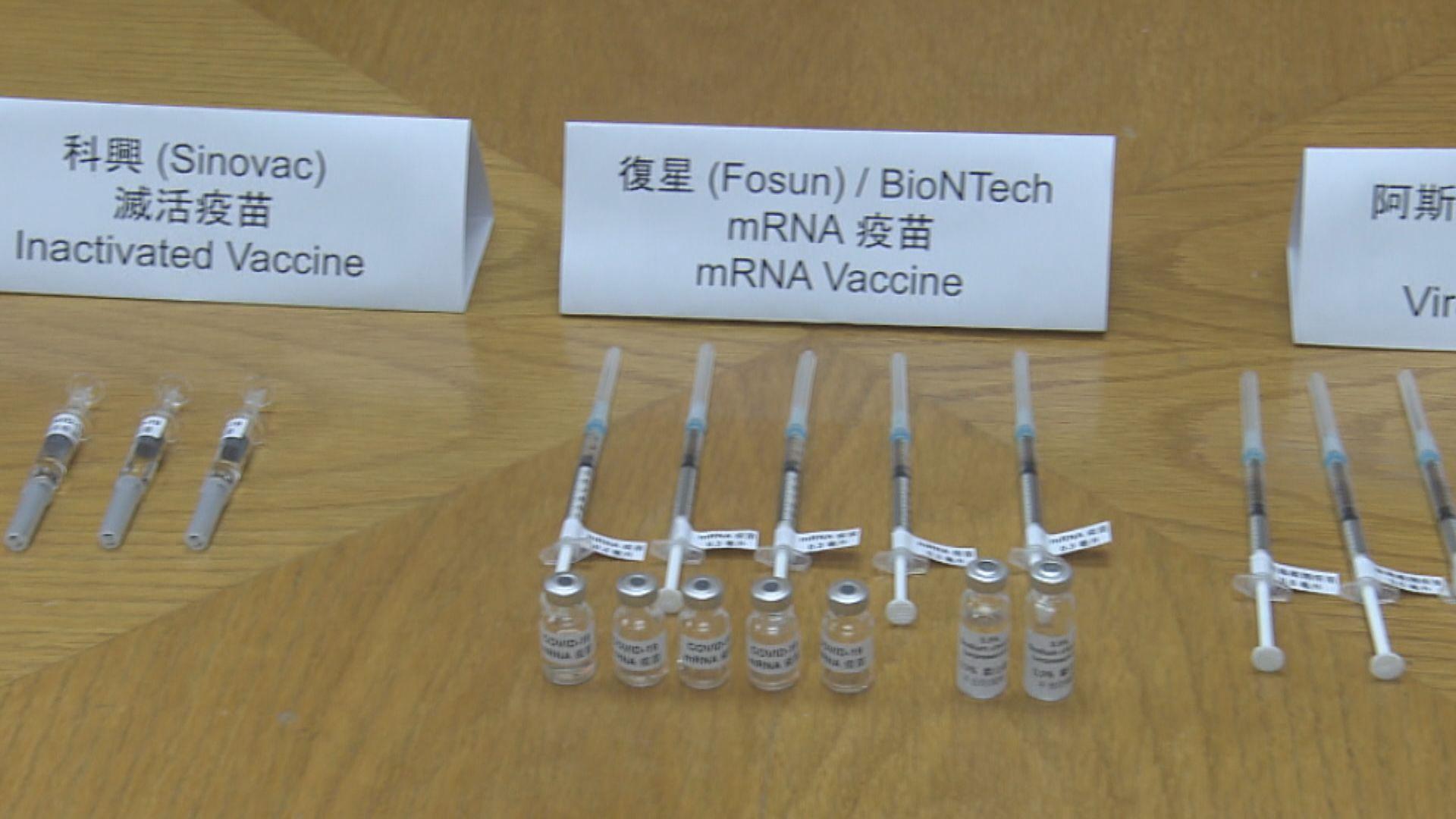 袁國勇等報章撰文 指三款疫苗未必能阻無症狀感染