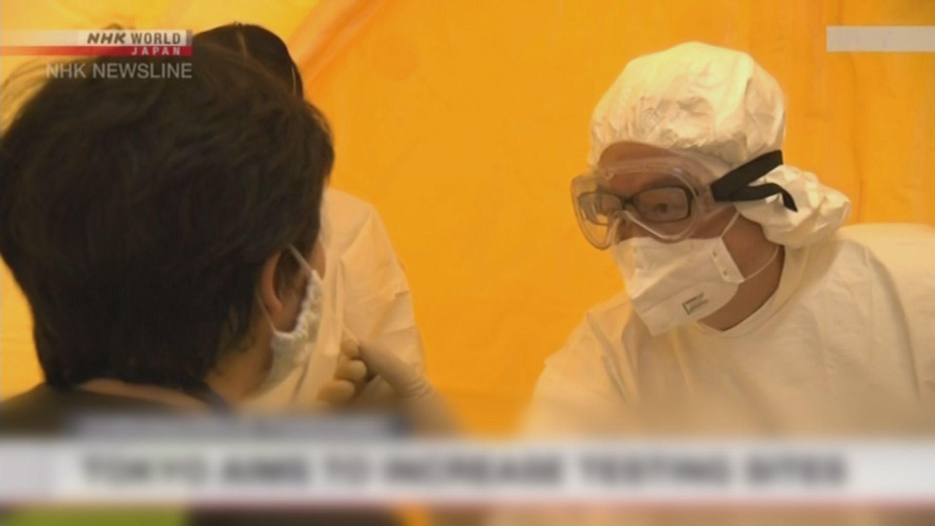 東京奧運運動員必須每日接受病毒檢測