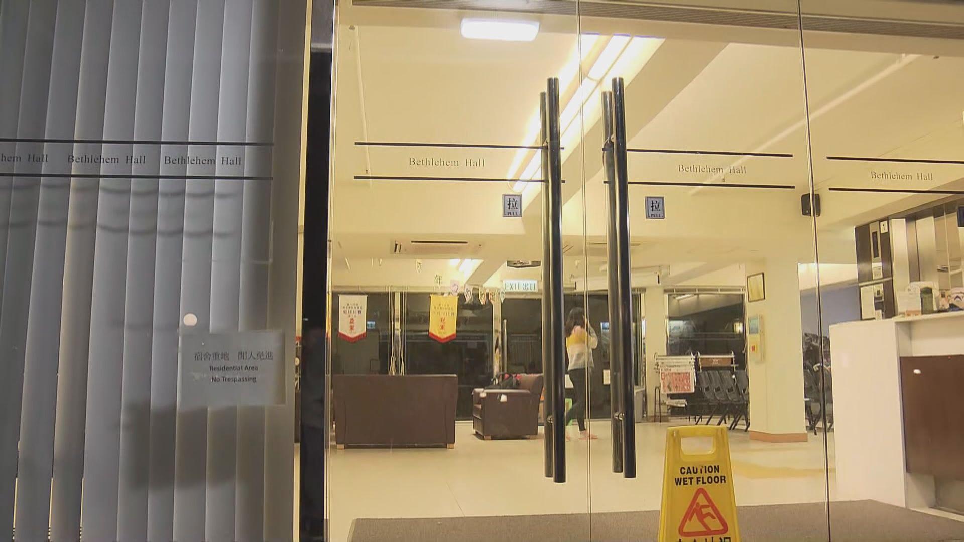 曾到武漢中大女生到私院求診後離開 獲安排轉送威院