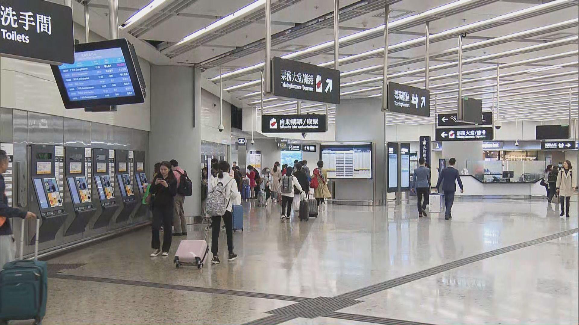 港鐵:已通知內地有關單位清潔涉事車廂
