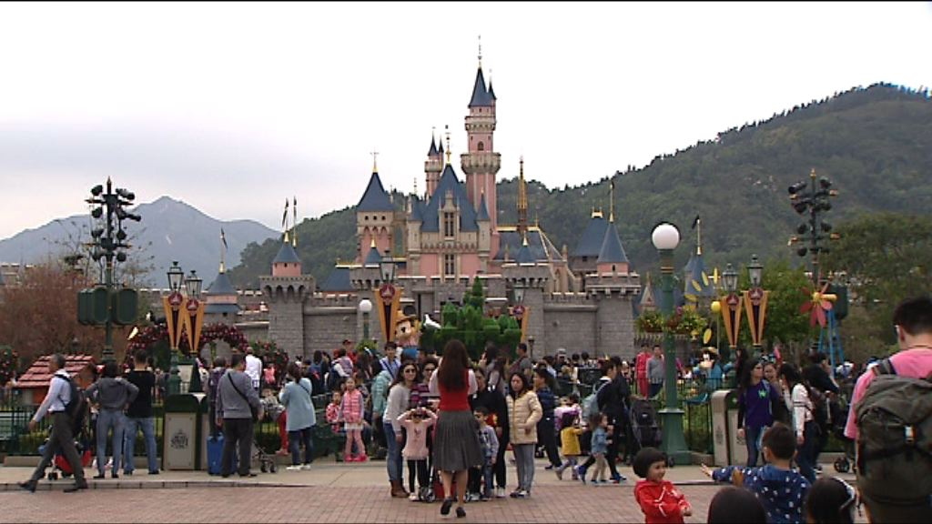 迪士尼:冀新項目帶動賓客入場