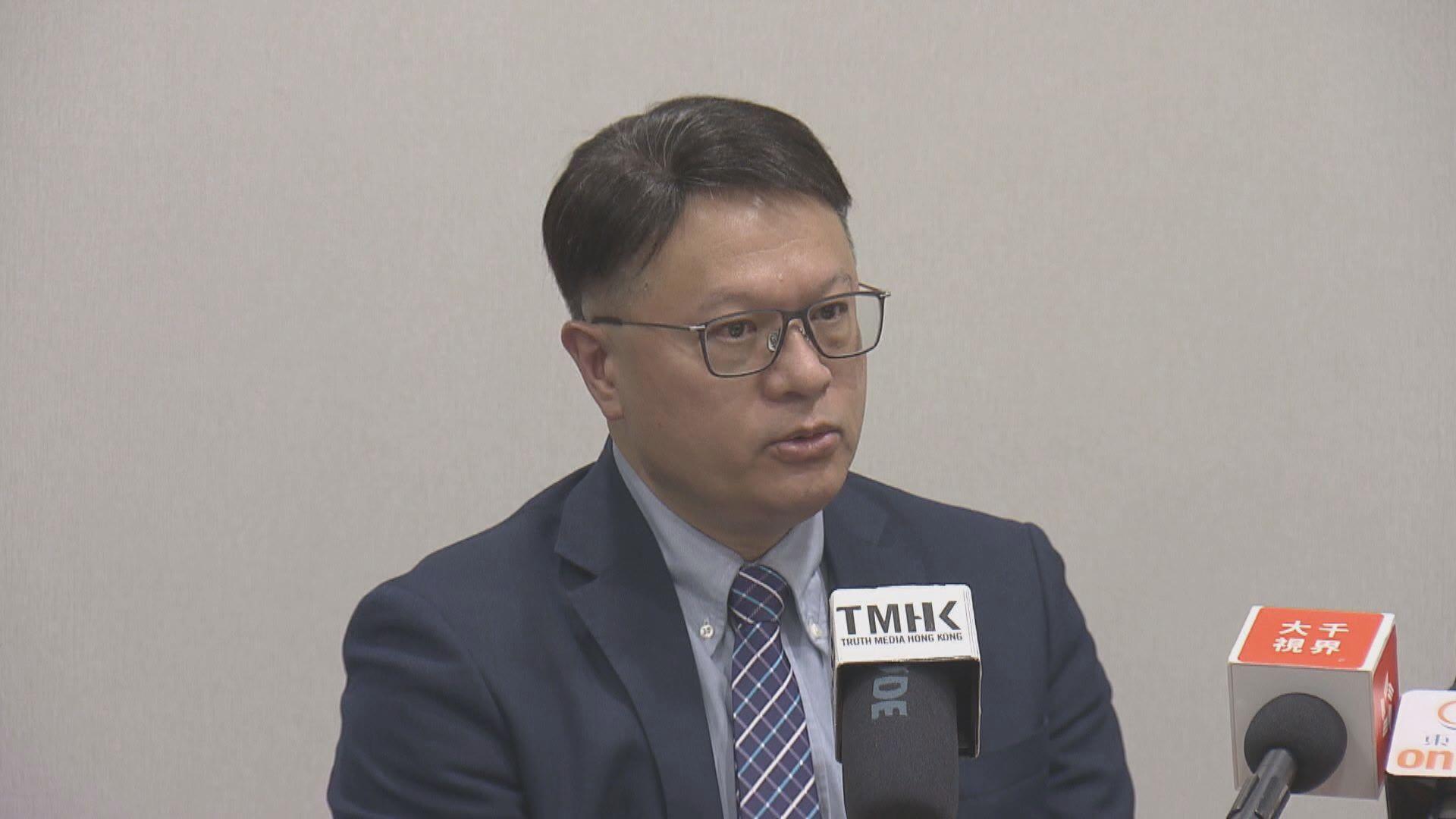 許樹昌:正等待科興提交數據 再決定是否降低接種門檻