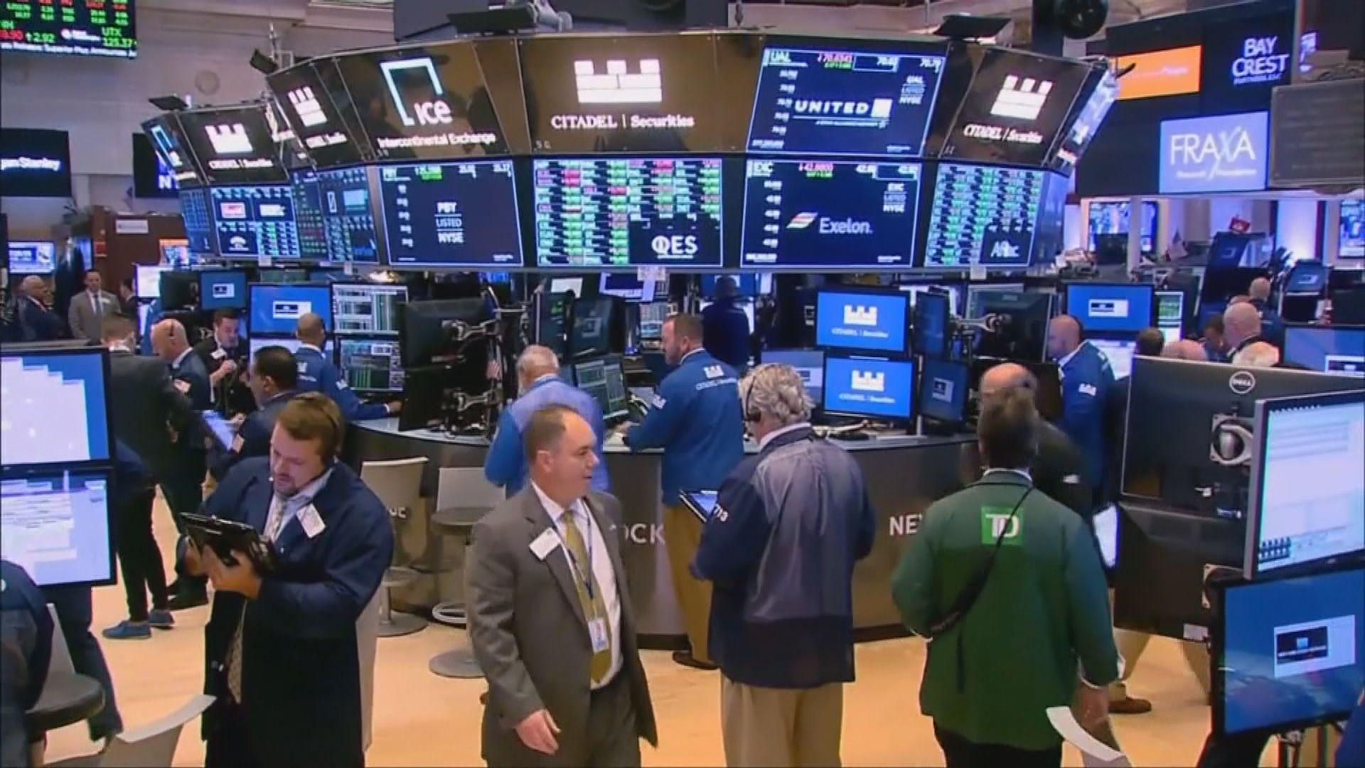 本周美股焦點:企業業績及美國十月就業報告