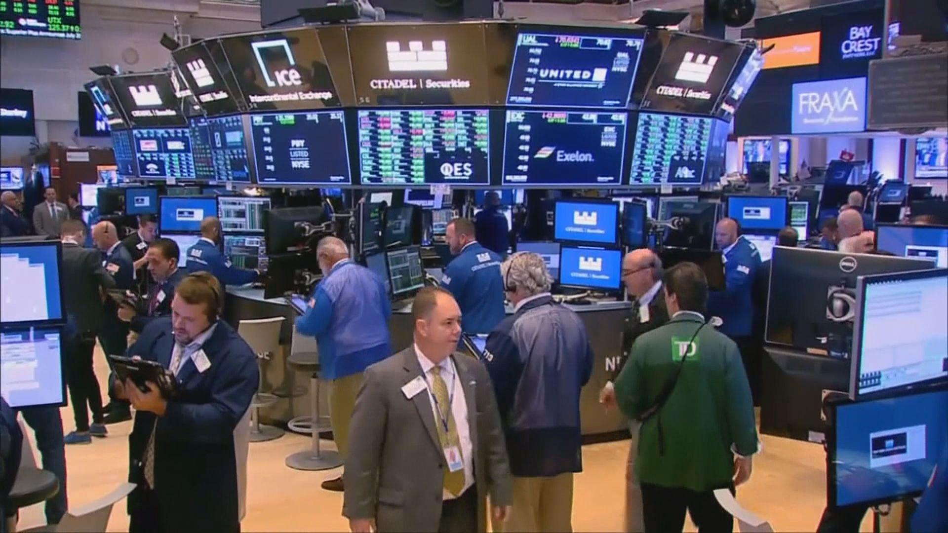 本周美股焦點:政府停擺後續