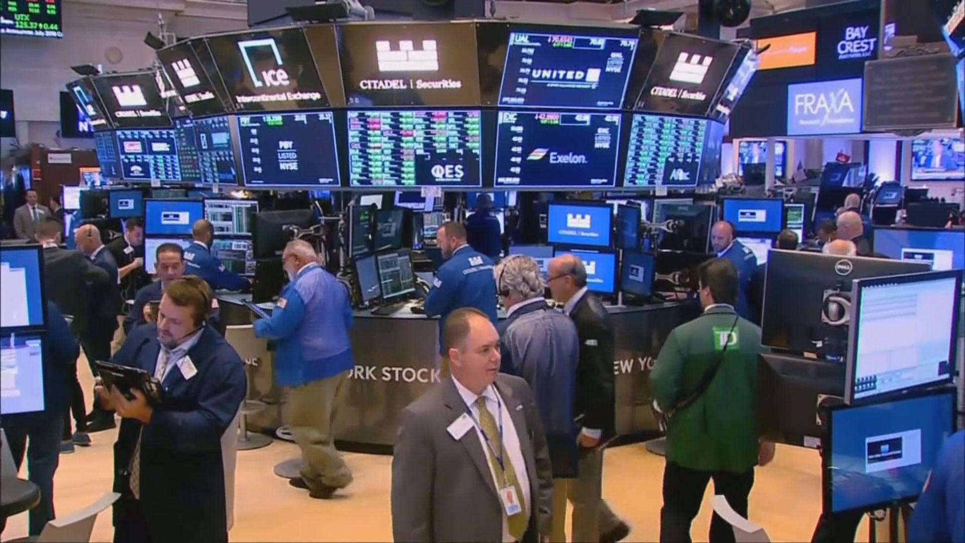 本周美股焦點:中美貿談及華府會否再停擺