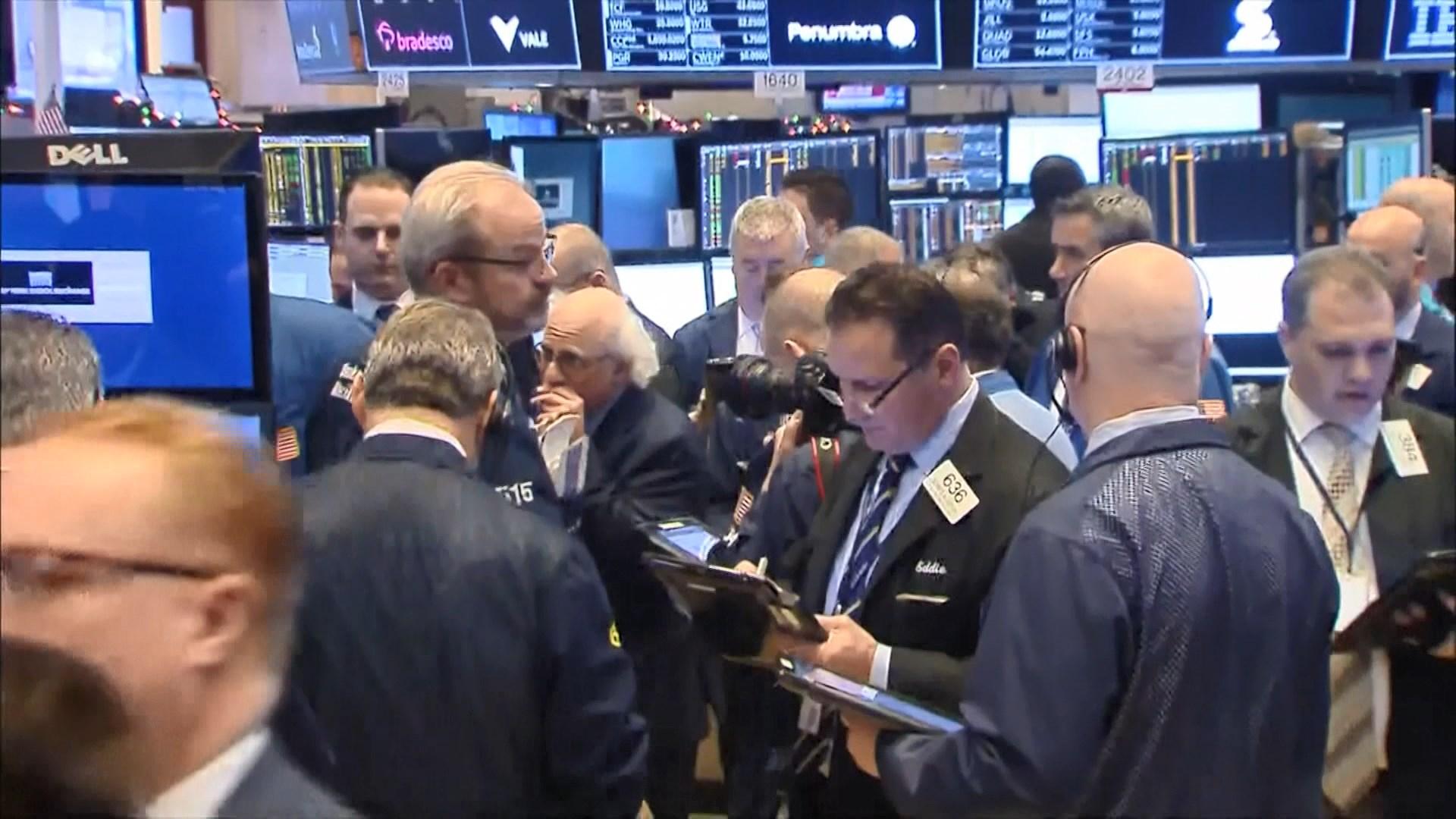 本周美股焦點:聯儲局主席講話及零售商業績