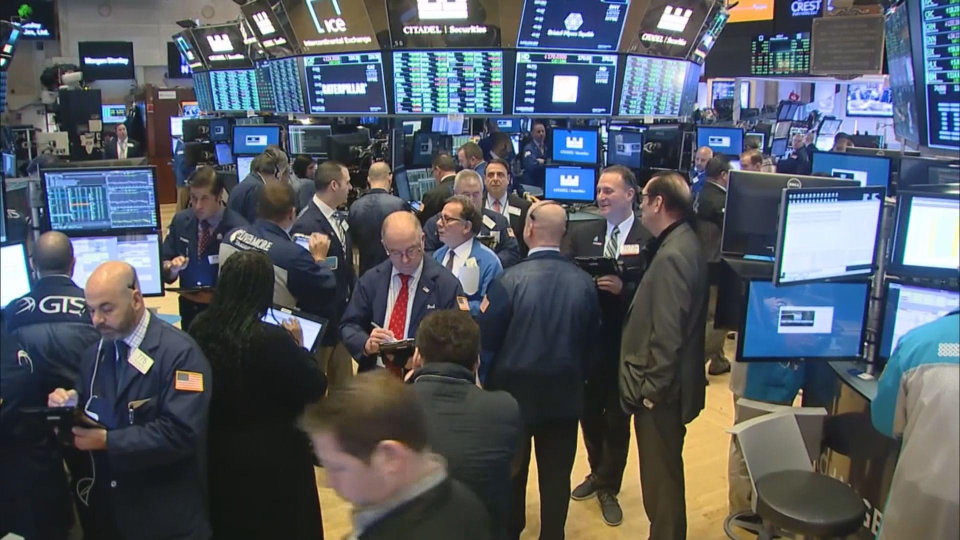 本周美股焦點:鮑威爾講話及中美貿易戰消息